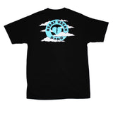 Azure HBK x True T-Shirt Black