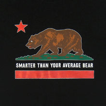 Load image into Gallery viewer, Womens Cali Bear T-Shirt Black - Shop True Clothing