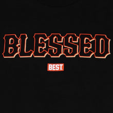 Load image into Gallery viewer, Mens True x Dj Amen x Breezy Blessed T-Shirt Black - Shop True Clothing