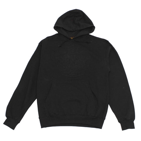 Mens True Burning Bridges Hoodie Black