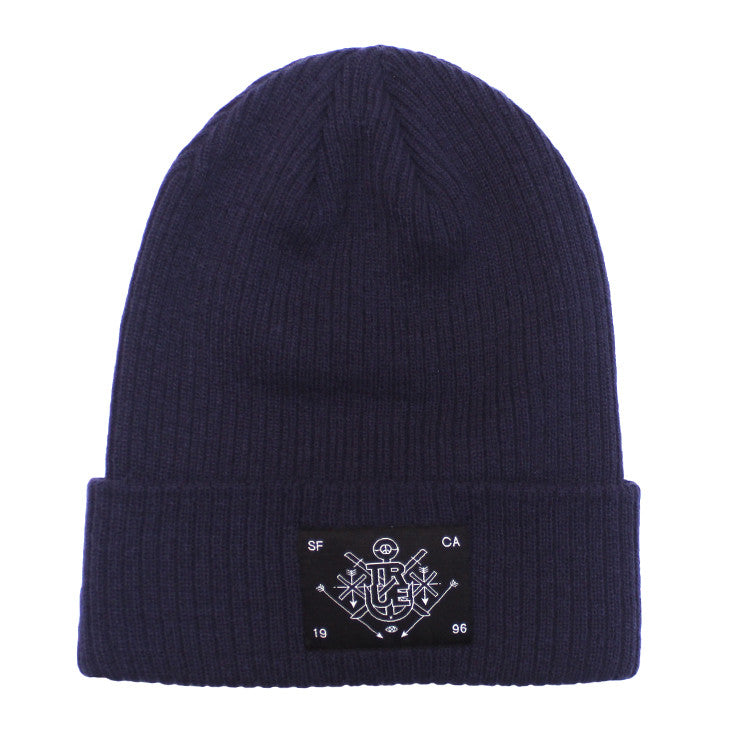 True Burning Bridges Beanie Navy