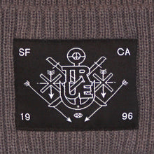 Load image into Gallery viewer, True Burning Bridges Beanie Black - Shop True Clothing