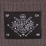 True Burning Bridges Beanie Black - Shop True Clothing