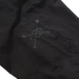 True Mens Burning Bridges Hooded Coaches Jacket Black - Shop True Clothing
