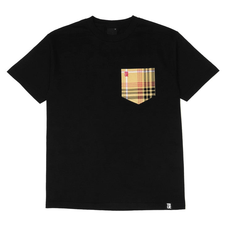 Mens True Canal Street T-Shirt Black - Shop True Clothing