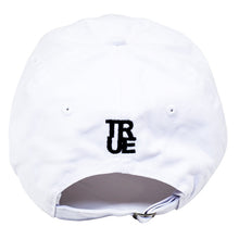 Load image into Gallery viewer, True x Candy Rain Dad Hat White - Shop True Clothing