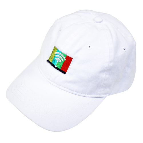 True x Candy Rain Dad Hat White - Shop True Clothing