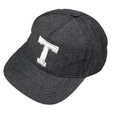 True Classic T Snapback Black - Shop True Clothing