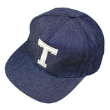 True Classic T Snapback Blue - Shop True Clothing