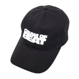 True Cream Of Beat 2016 Dad Hat Black