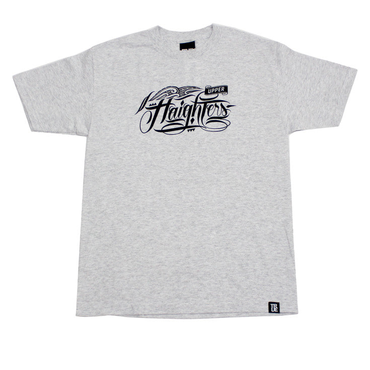 Cukui x True Mens Cukui Haighters T-Shirt Ash - Shop True Clothing