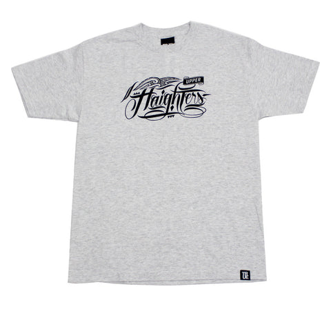 Cukui x True Mens Cukui Haighters T-Shirt Ash