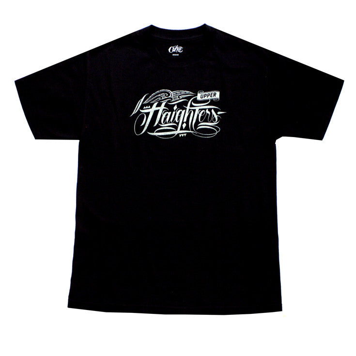 Cukui x True Mens Cukui Haighters T-Shirt Black