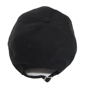 True Paper Bag 40 Dad Hat Black - Shop True Clothing