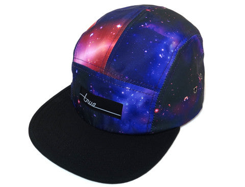 True Darkside Galaxy Crown Camp Cap Galaxy