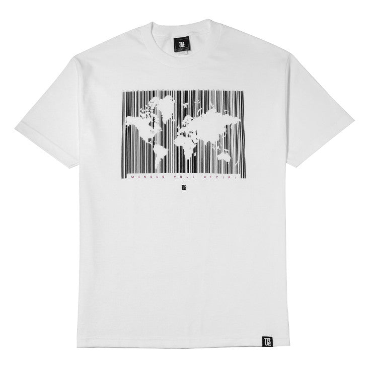 Mens True Deceived T-Shirt White