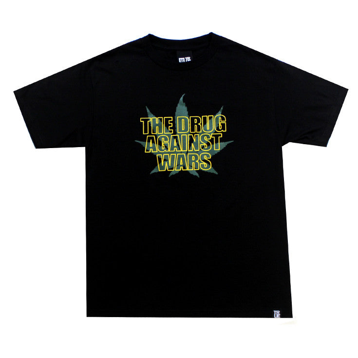 True Drug Wars Men's T-Shirt Black