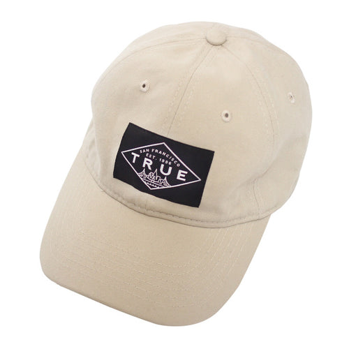 True Established Dad Hat Tan - Shop True Clothing