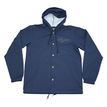 Load image into Gallery viewer, True Mens Established Rain Jacket Navy - Shop True Clothing