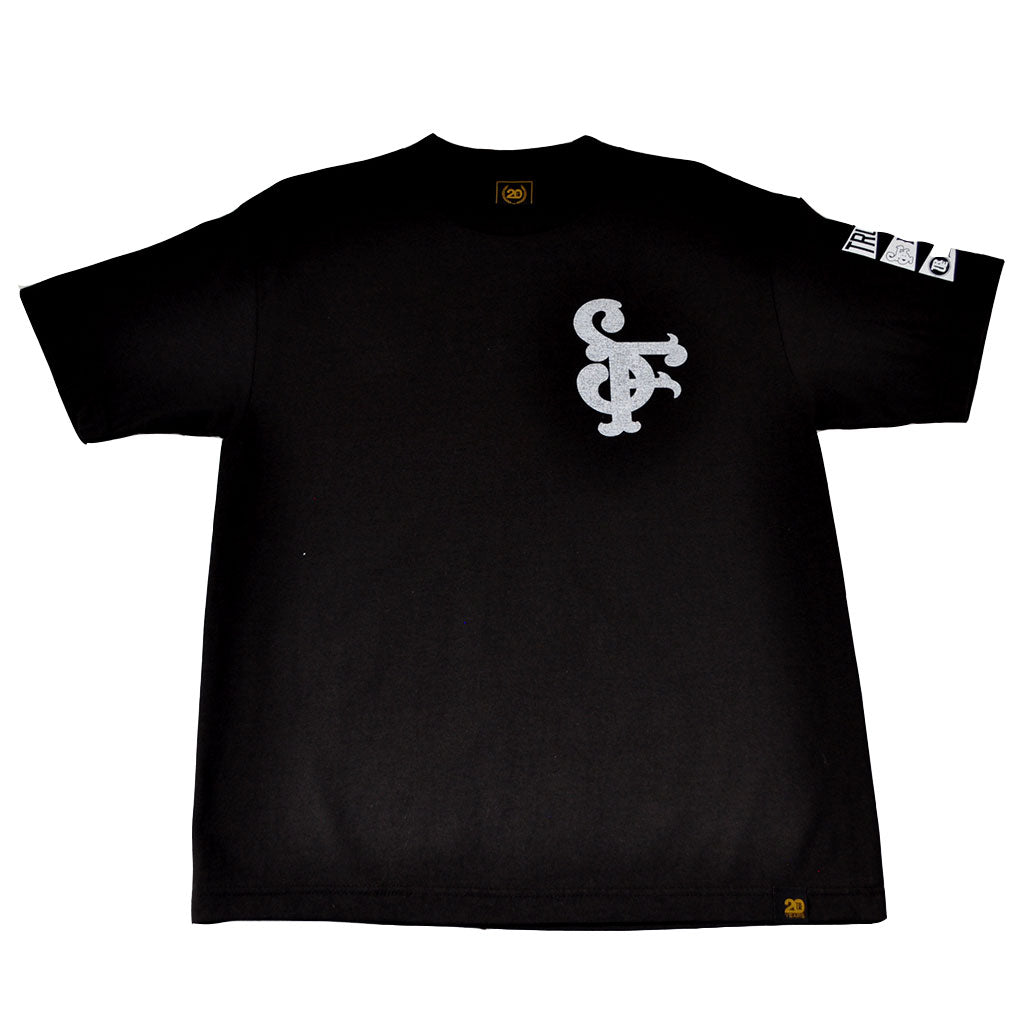 Mens True NSF T-Shirt Black - Shop True Clothing