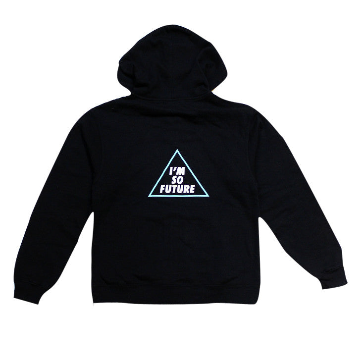Kids True Future Hoodie Black - Shop True Clothing