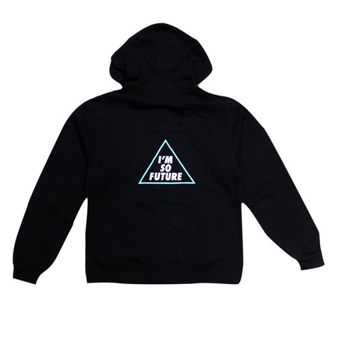 Kids True Future Hoodie Black