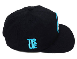 True Future Snapback Cap Black - Shop True Clothing