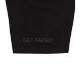 Mens True Get Faded T-Shirt Black