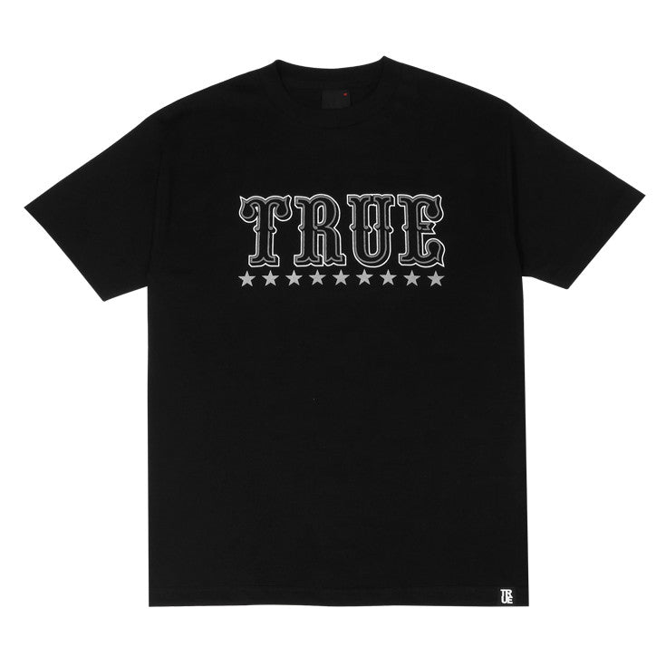 Mens True Gold Rush T-Shirt Black