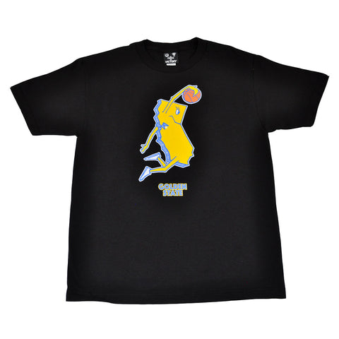 Mens Thrill Of Victory Golden State T-Shirt Black
