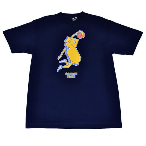 Mens Thrill Of Victory Golden State T-Shirt Navy