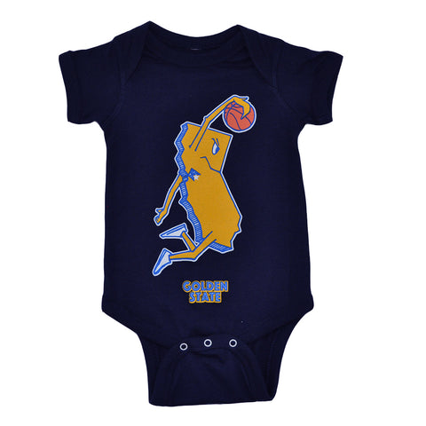 Kids Thrill Of Victory Golden State One Piece Navy