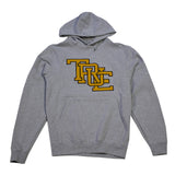 Mens True Interlocked Hoodie Heather