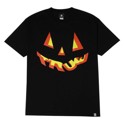 Mens True Jack T-Shirt Black