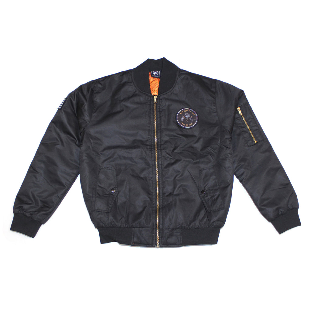True Mens Two Decades Jacket Black - Shop True Clothing
