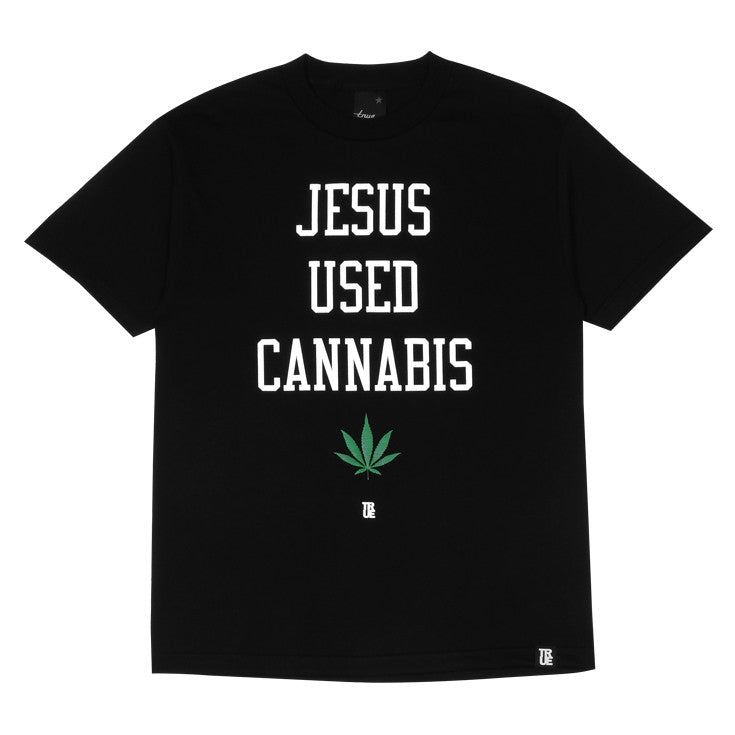 Mens True Jesus T-Shirt Black - Shop True Clothing