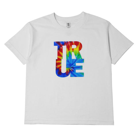Kids True Hippie Dip T-Shirt White