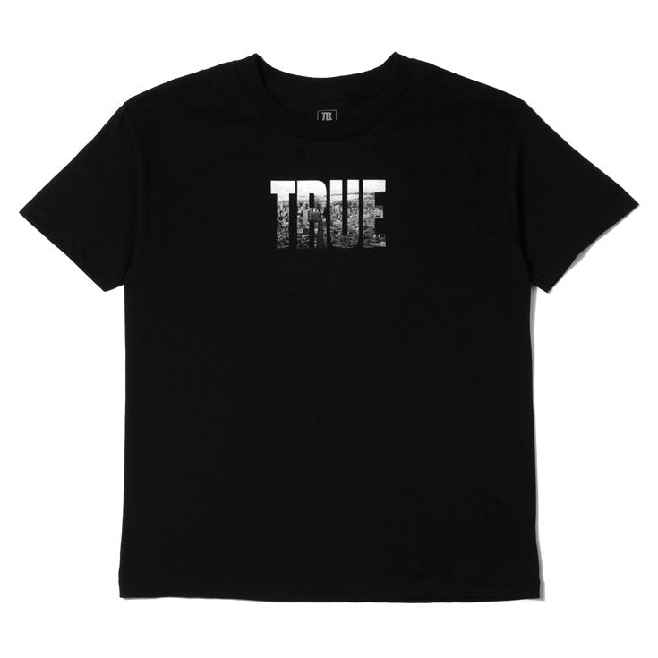 Kids True TRSF T-Shirt Black - Shop True Clothing
