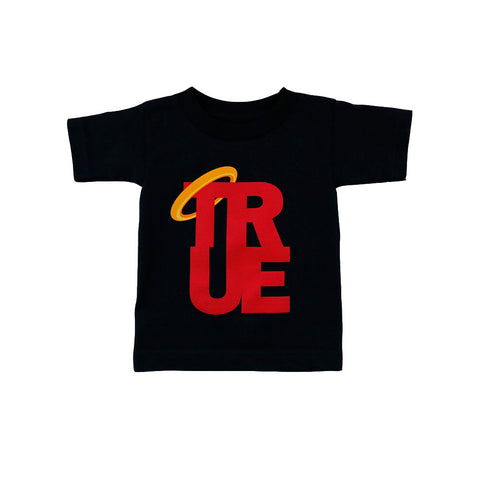 Kids True Angels T-Shirt Navy