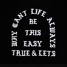 Load image into Gallery viewer, True x Let's Stay Cool One Piece Black - Shop True Clothing
