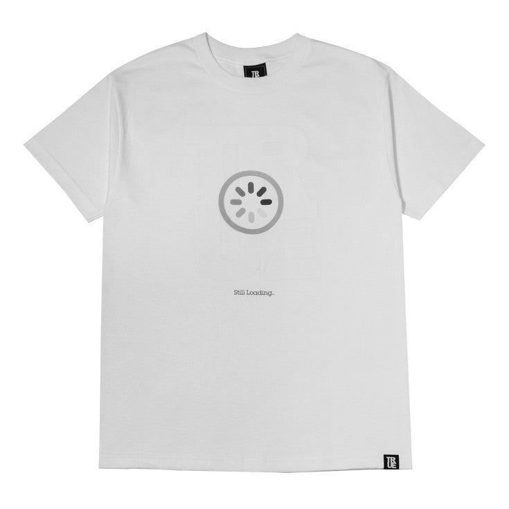 Mens True Loading T-Shirt White
