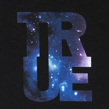 Load image into Gallery viewer, Mens True Logo Galaxy T-Shirt Black - Shop True Clothing