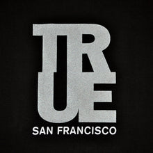 Load image into Gallery viewer, Mens True Logo SF T-Shirt Black/3M - Shop True Clothing