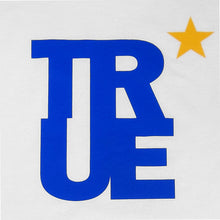 Load image into Gallery viewer, Mens True Logo Star T-Shirt White/Royal - Shop True Clothing