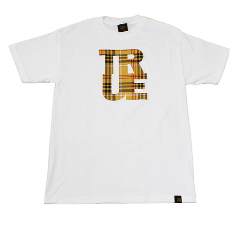 Mens True Logo Canal T-Shirt White