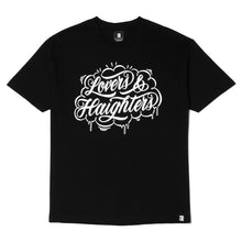 Load image into Gallery viewer, Mens True Love & Haight T-Shirt Black - Shop True Clothing