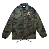 True Mens Nations Coaches Jacket Camo