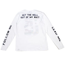 Load image into Gallery viewer, Mens True Nations Long Sleeve T-Shirt White - Shop True Clothing
