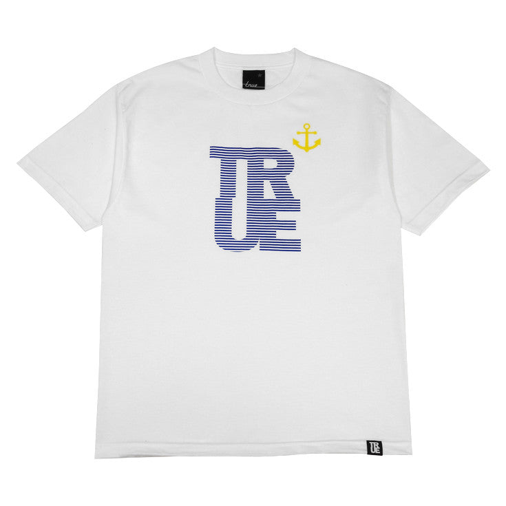 Mens True Nautical T-Shirt White