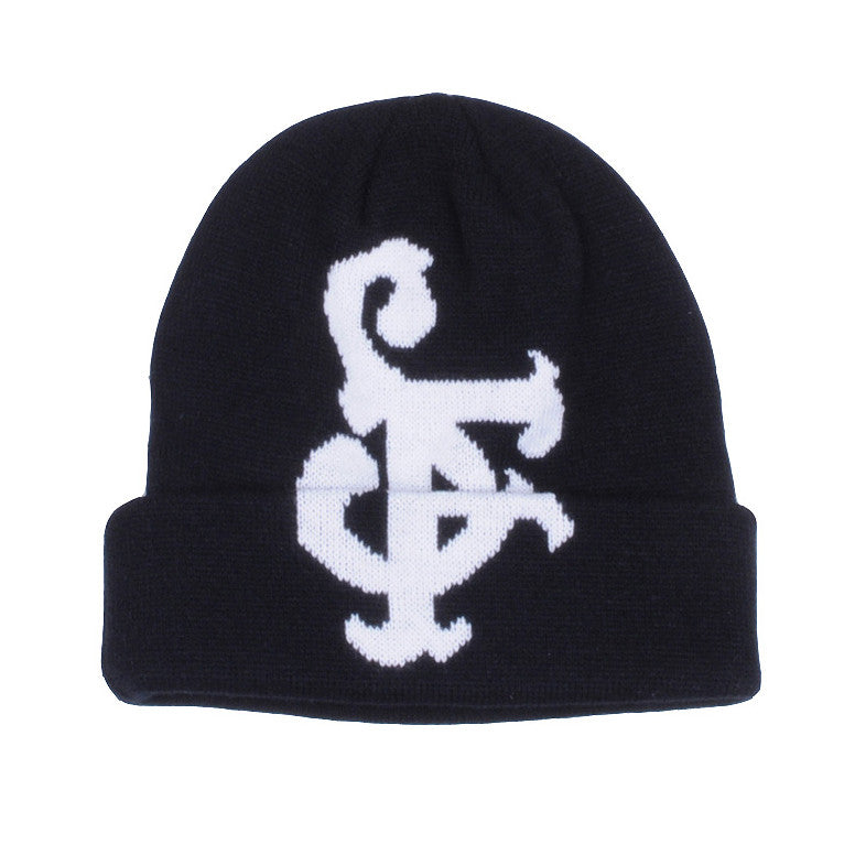 True NSF Beanie Black - Shop True Clothing